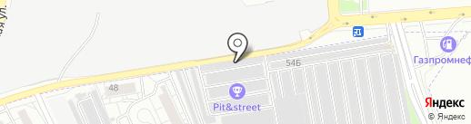 Автомойка на карте Люберец