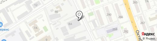 Miss pizza на карте Люберец