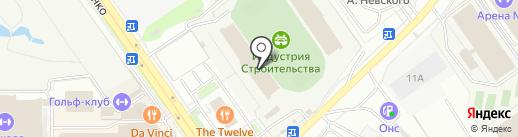 Pneumatico.ru на карте Старого Оскола
