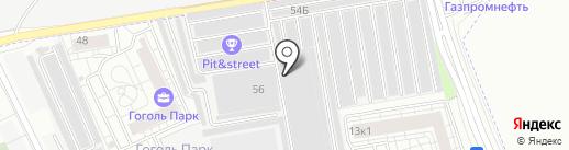 SD-DOOR на карте Люберец