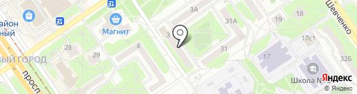 ВАШ ЛОМБАРД на карте Старого Оскола