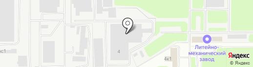 РБлоджистикс на карте Балашихи