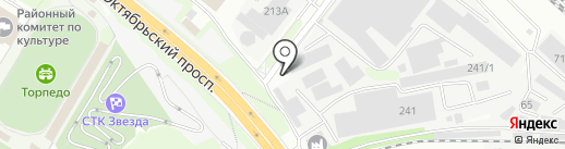 Хоббит на карте Люберец