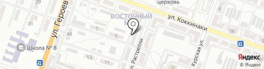 У Петровича на карте Макеевки