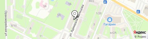 Все по 50 на карте Ивантеевки