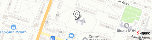 Ясли-сад №191 на карте Макеевки