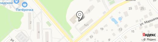 Айкидо Кузница на карте Зеленоградского
