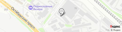 ElectroPumps на карте Люберец