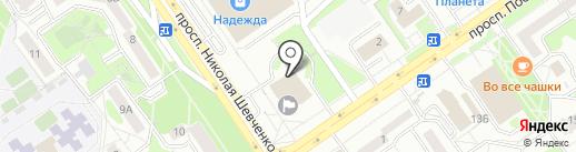 Prohorova decor studio на карте Старого Оскола