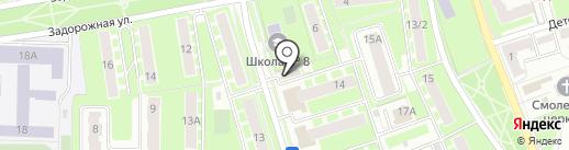 Магазин детской и подростковой одежды на карте Ивантеевки