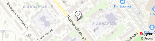 Аптека.ру на карте Лыткарино