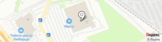 Линзы тут на карте Томилино