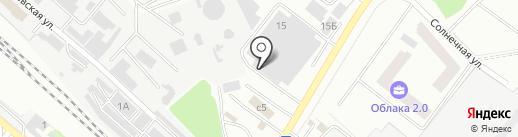Торговый Дом Арсенал на карте Люберец