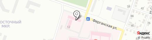 Станция переливания крови г. Макеевки на карте Макеевки
