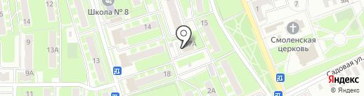 Платежный терминал, Сбербанк, ПАО на карте Ивантеевки