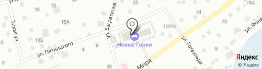 Арсенал на карте Королёва
