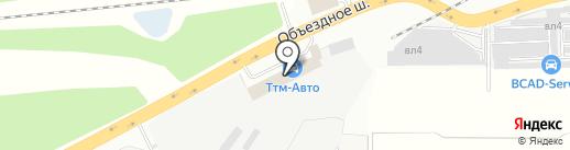 Pit Stop на карте Балашихи