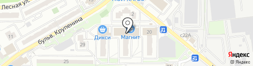 Fix Price на карте Лыткарино