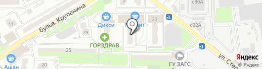 1xbet на карте Лыткарино