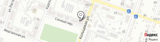 Barracuda на карте Макеевки