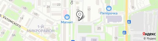 Металлоремонтная мастерская на карте Лыткарино