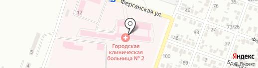 Био-Лайн на карте Макеевки