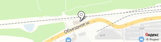 Aquacars на карте Балашихи