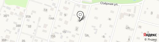 Мирника на карте Балашихи