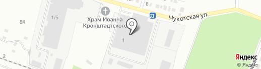 Сервисная компания на карте Макеевки