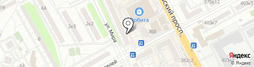 Приемная депутата Мурашкина А.П. на карте Люберец