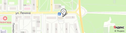 ВИНТАЖ ПЛЮС на карте Лыткарино