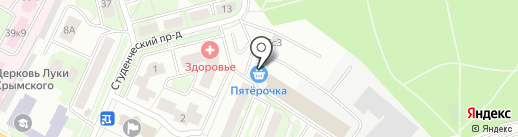 Сервисный центр на карте Ивантеевки