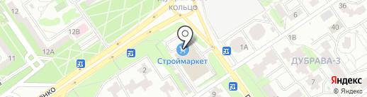 Многопрофильный магазин на карте Старого Оскола