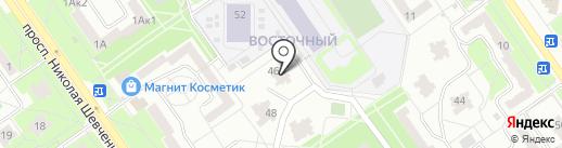 ГЕРКОН на карте Старого Оскола