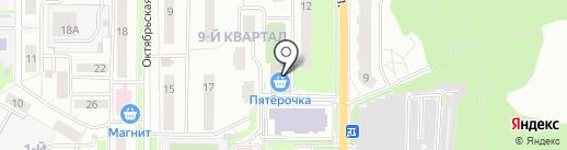 Платежный терминал, МОСКОВСКИЙ КРЕДИТНЫЙ БАНК на карте Лыткарино