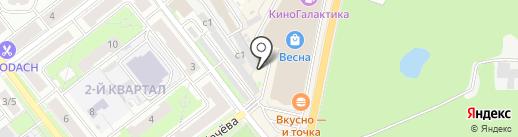 СОС-АЙТИ на карте Лыткарино