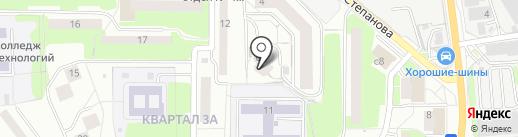 Гарантстрой-сервис+М на карте Лыткарино