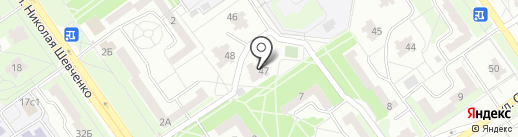 Центр Лазерной Медицины на карте Старого Оскола