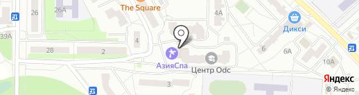 РечеЦветик на карте Ивантеевки