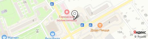 ПК-Сервис на карте Ивантеевки