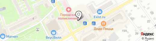 Белорусские продукты на карте Ивантеевки