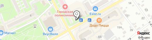 LADA Деталь на карте Ивантеевки