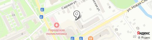 Compliment на карте Ивантеевки