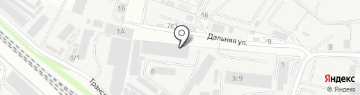 Московские Матрасы на карте Люберец