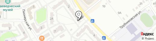 Банкомат, Банк ВТБ 24, ПАО на карте Ивантеевки