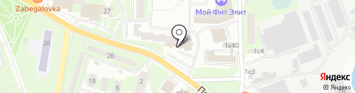 Платежный терминал, Транскапиталбанк, ПАО на карте Ивантеевки