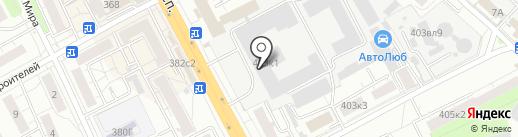 ЛежачОК на карте Люберец