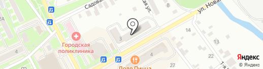 Магазин для рыболовов на карте Ивантеевки