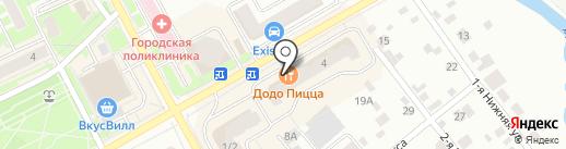 Комфорт на карте Ивантеевки