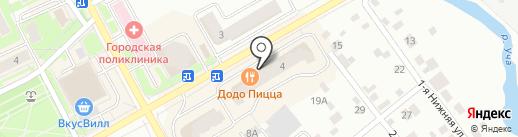 Доброта.ру на карте Ивантеевки